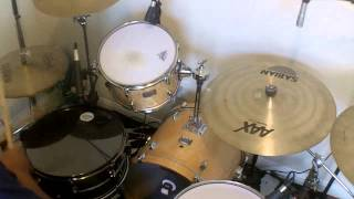 Norman Hutchins I Know You're Gonna Make It (Drum Cover