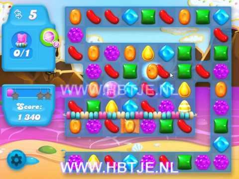 Candy Crush Soda Saga level 33