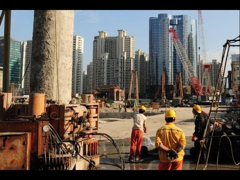 China's massive real estate bubble,ghost cities investing China venture House soaring price