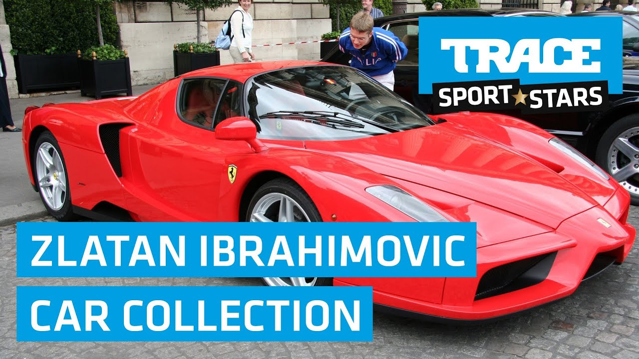 Zlatan Ibrahimo... Inside Mansion House