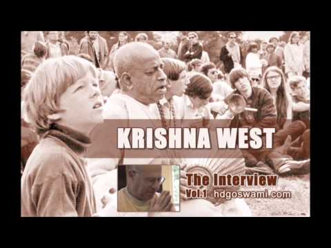 KRISHNA WEST -- The Interview Vol.1