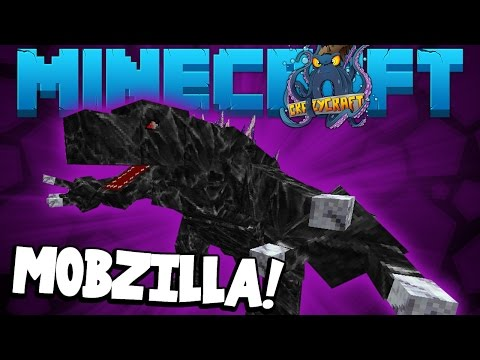 Minecraft - Crazy Craft 2.2 - Mobzilla! [26]