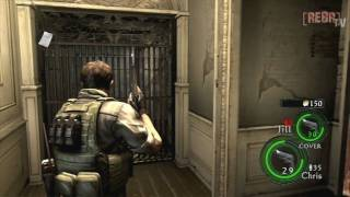 Resident Evil 5 Gold Edition Lost In Nightmares Parte