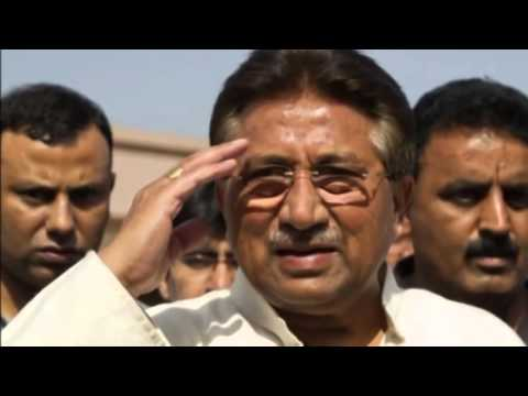 Pakistans Pervez Musharraf in court for treason trial   18 February 2014