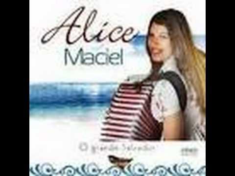 Alice Maciel - Anjos,Fogo E Glória