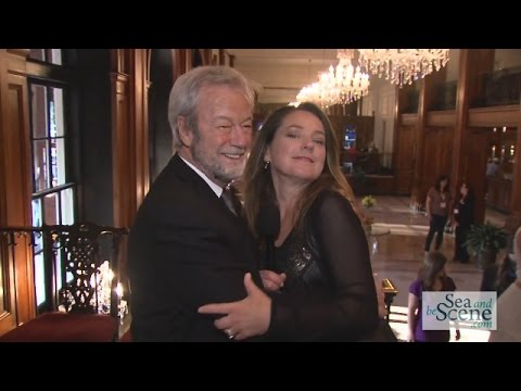 Dancing with Gordon Pinsent