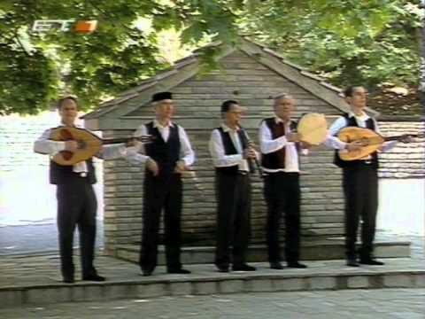 Σωτ. Σγούρος Καραγκούνα - ET1 Μουσική Παράδοση 2001