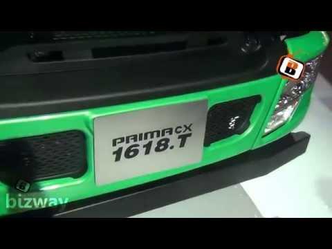 Tata Prima CX 1618 T Truck (Bizway)