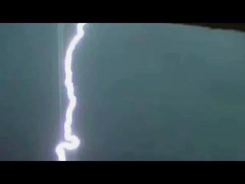 The Best Lightning Strike Compilation Ever (Part 1 / 4)