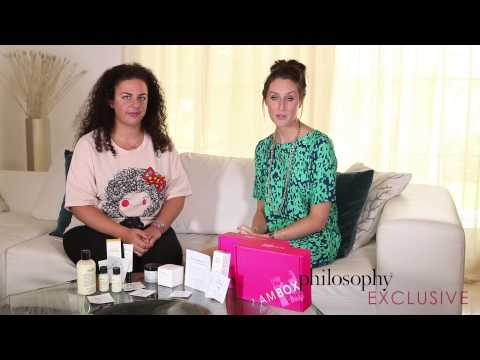 The July 2013 Philosophy Exclusive GlamBox - Miracle Worker Cleanser and Mask