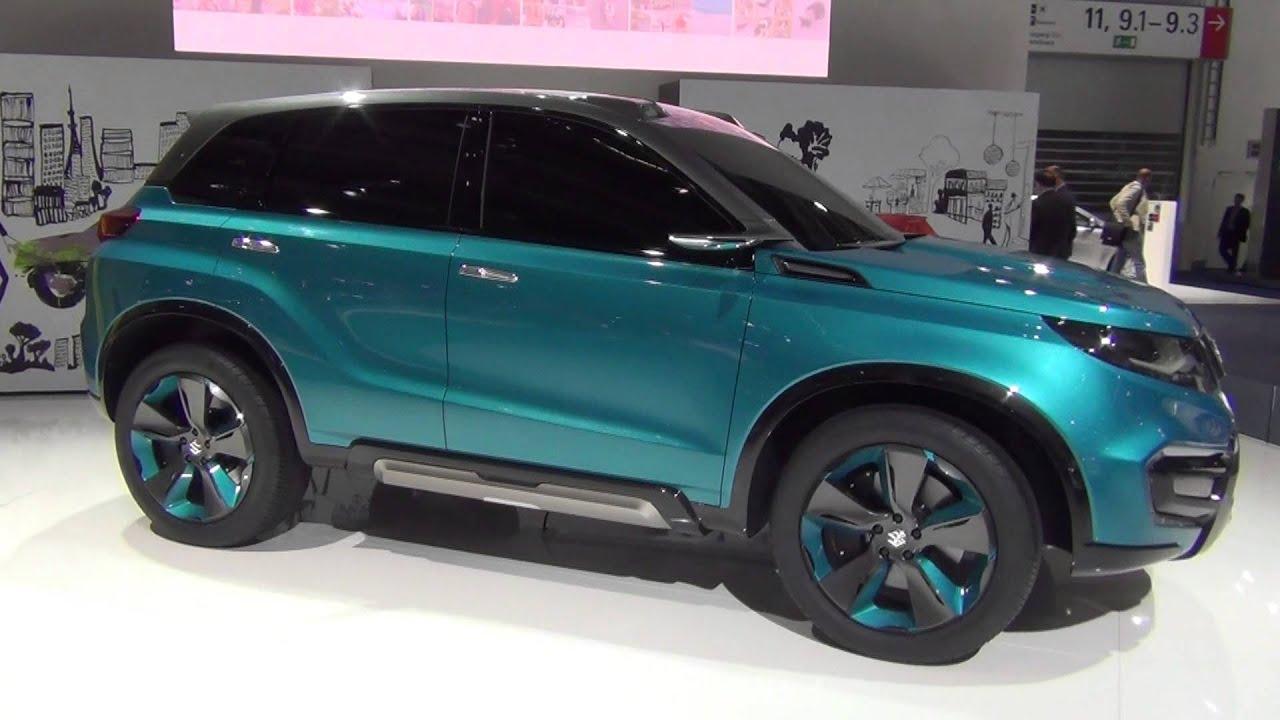 Maruti Suzuki Iv4 Interior Video