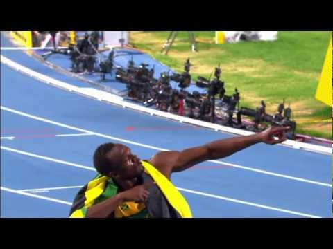 Usain Bolt - 2012 London Olympics