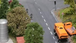 Faller Car System Digital mit Satelliten zur Fahrzeugortung