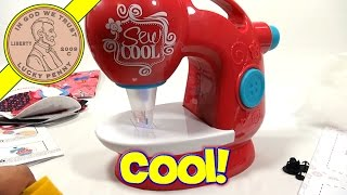 Sew Cool Sewing Needle Felting Studio, Umagine-Spin Master Toys