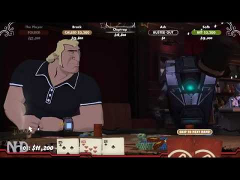 Let's Play Poker Night 2