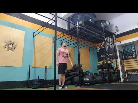 Gymnastic - Crossfit Dádiva(3)