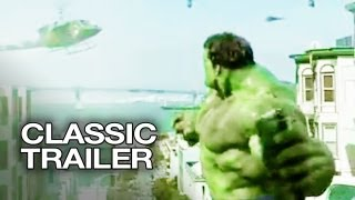 Hulk (2003) Official Trailer #1 Erica Bana Movie HD
