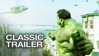 Hulk (2003) Official Trailer #1 Erica Bana Movie HD