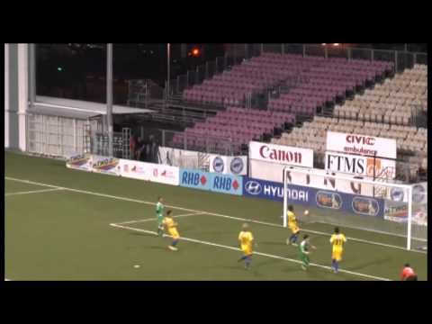 Tampines Rovers FC 1-2 Woodlands W.FC