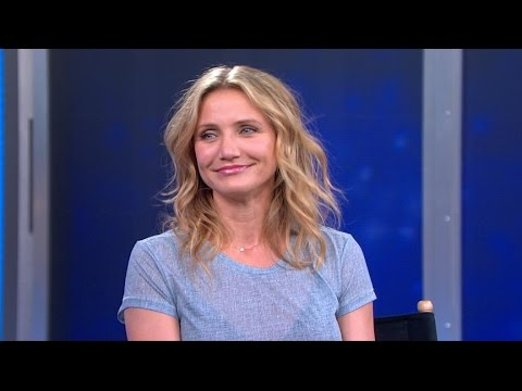 Cameron Diaz Interview 2014: Actress Discusses Her Role in the New Film