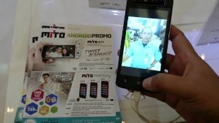 Hands On Mito Fantasy Selfie A77