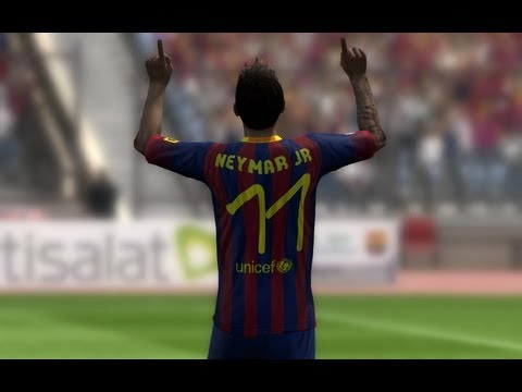 Como colocar uniformes no FIFA 13 : SQUADR?O GAMER