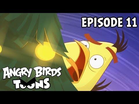 Angry Birds Toons - Posledný stromček