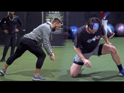 Acceleration Drill For Baseball Athletes