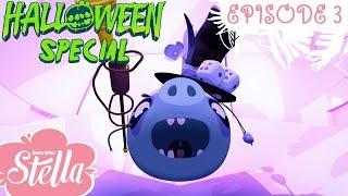 Angry Birds Stella 3 - Halloween