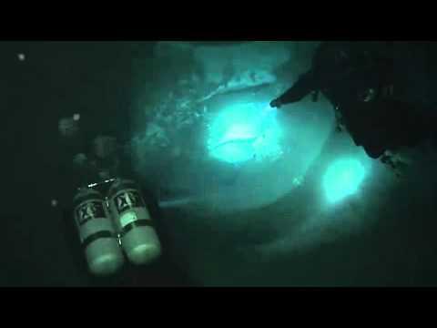 Khám phá tuyệt tác dưới đáy đại dương