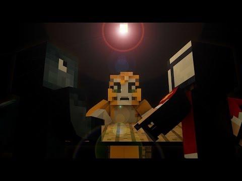 Minecraft - Race To The Moon - Interrogation [49]