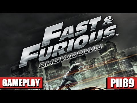 Fast & Furious Showdown - PC Gameplay (HD)