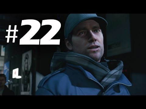 Watch Dogs Part 22 - Beautiful Escape - Gameplay Walkthrough PS4