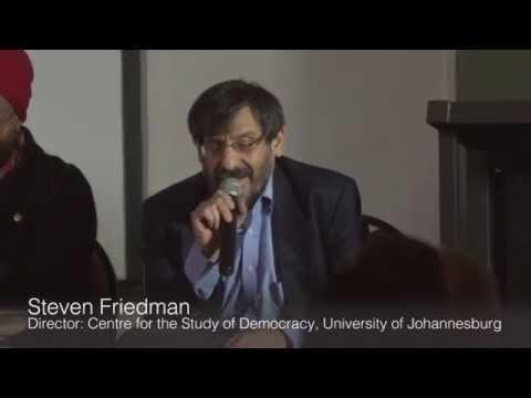 Steven Friedman: