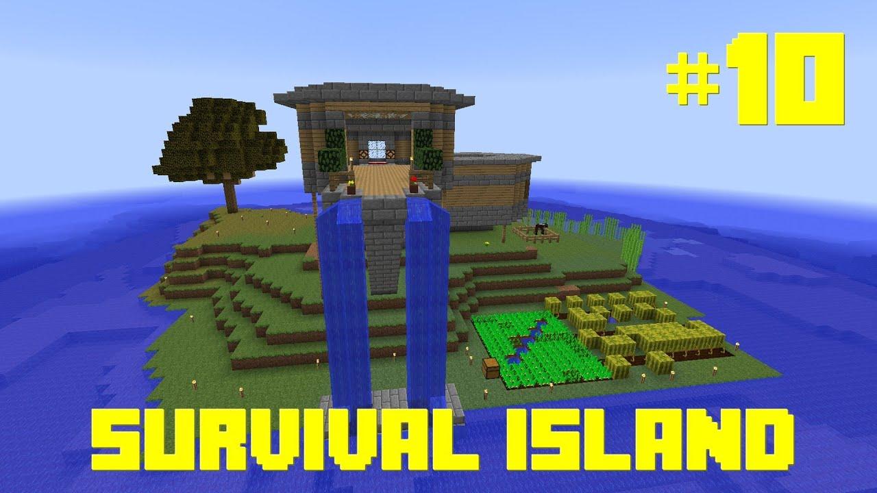 Youtube survival island part 1