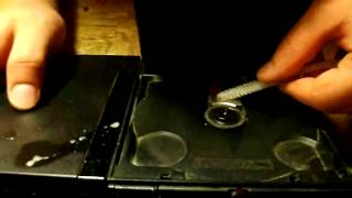 How To Clean My Playstation 2 Slim Laser. Fix The PS2 Slim