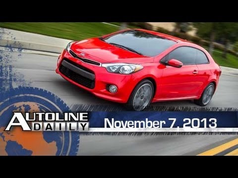 First Drive: Kia Forte Koup Turbo