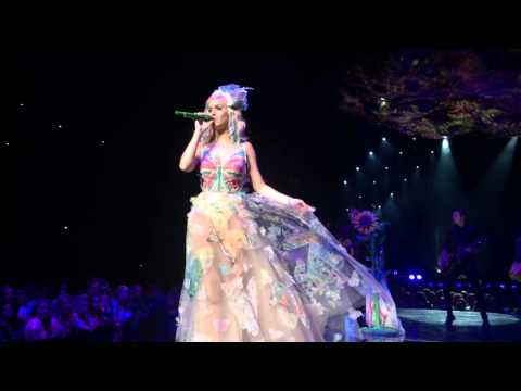 Katy Perry - Unconditionally - Prismatic World Tour @ Madison Square Garden 07.07.14