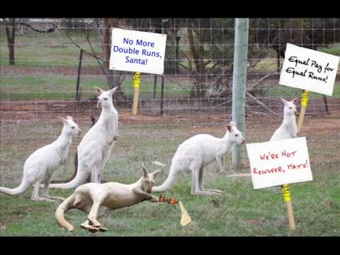 Six White Boomers - A Rolf Harris Tribute