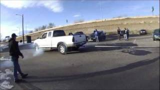 Silverado VS F150 Tug Of War