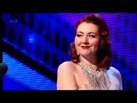 Vũ công khỏa thân trên sân khấu UK Got talent