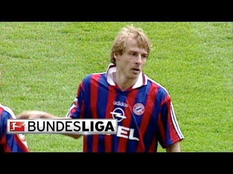 Klinsmann's Insane Pillar Kick