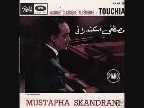 Le pianiste Mustapha Skandrani