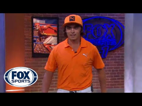 Reach for the Star: Rickie Fowler