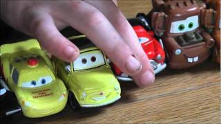 Andrews Cars Movie Collection