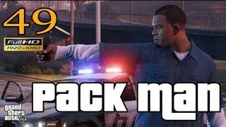 GTA V Pack Man Let's Play Walkthrough Part 49 EP 49  HD 1080p