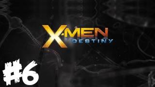X-Men Destiny Walkthrough Part 6 Empty Box? Let's Play
