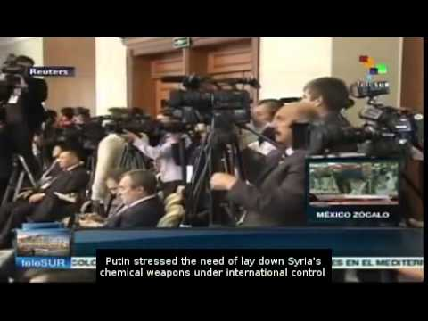 Shanghai Cooperation Organization summit marked by Syrian crisis
