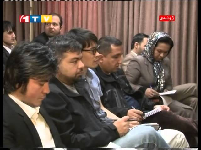 The latest Farsi news from 1TV 08.04.2014