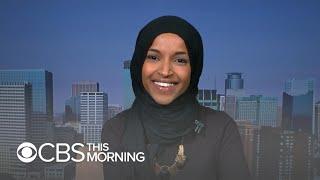 Minnesota's Ilhan Omar hopes to bring